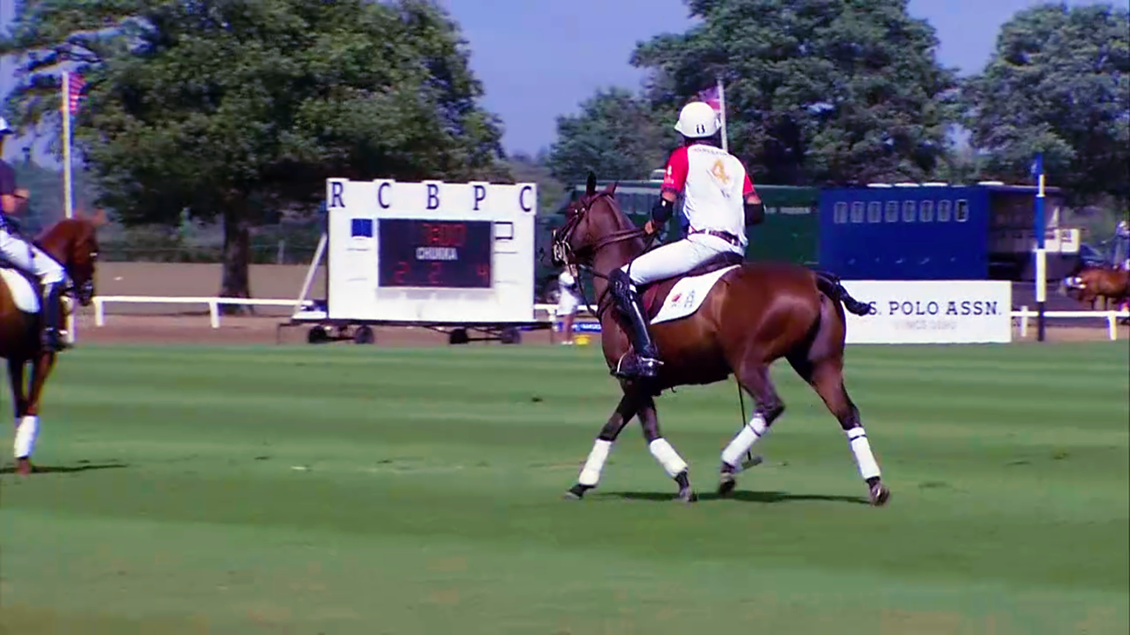 International video production of Polo grand final Westchester Cup
